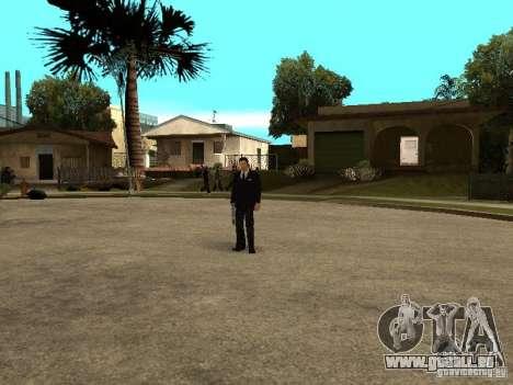 Tommy Vercetti pour GTA San Andreas quatrième écran