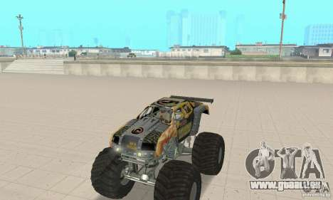 Monster Truck Maximum Destruction pour GTA San Andreas