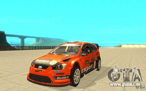 Ford Focus RS WRC 08 pour GTA San Andreas