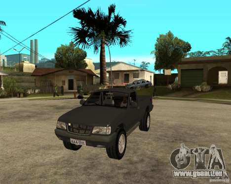 Chevrolet S-10 pour GTA San Andreas
