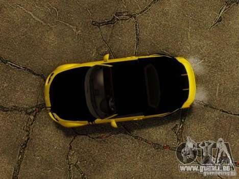 Mazda MX-5 2007 pour GTA San Andreas vue de côté