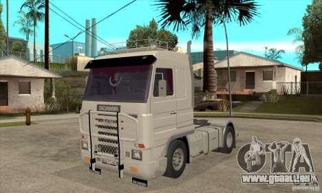 Scania 143M 500 V8 pour GTA San Andreas