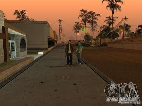 Los Santos Protagonists pour GTA San Andreas troisième écran