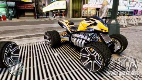 ATV Quad V8 für GTA 4