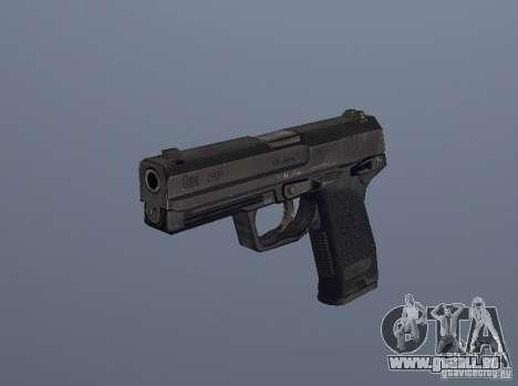 Grims weapon pack3 pour GTA San Andreas troisième écran
