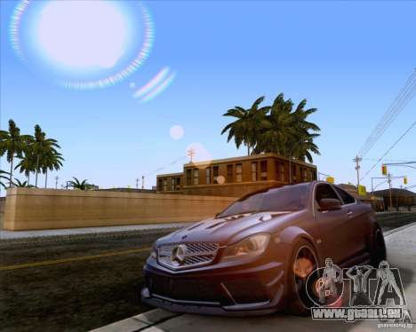 ENBSeries by Sankalol für GTA San Andreas sechsten Screenshot