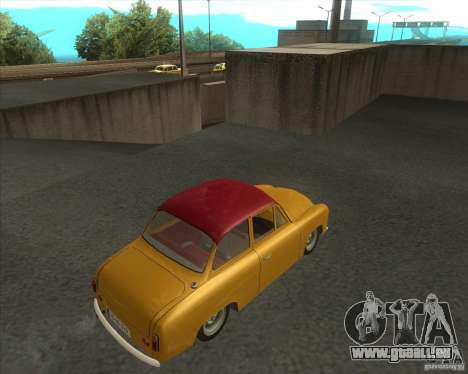 Syrena 104 für GTA San Andreas linke Ansicht