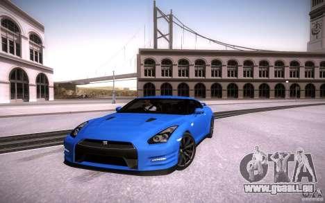 ENBSeries für schwächere PC v2. 0 für GTA San Andreas