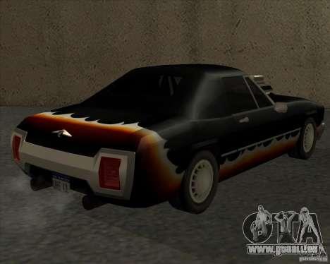 HD Diablo für GTA San Andreas linke Ansicht