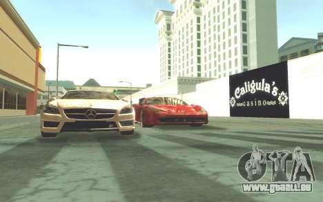 ENB v3.0 by Tinrion pour GTA San Andreas deuxième écran