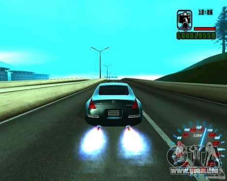 Neue Effekte für GTA San Andreas zweiten Screenshot