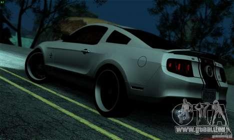 SA gline v4.0 Screen Edition für GTA San Andreas zweiten Screenshot