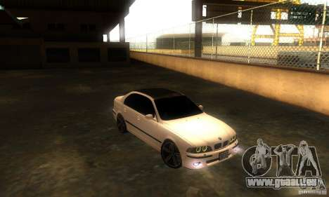BMW M5 E39 2003 für GTA San Andreas