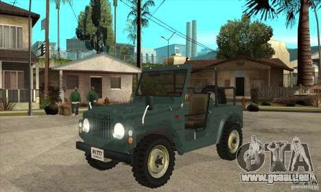 Suzuki Jimny für GTA San Andreas