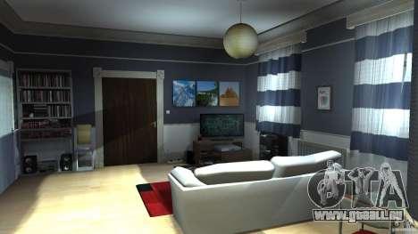 Retextured Lopez Apartment pour GTA 4