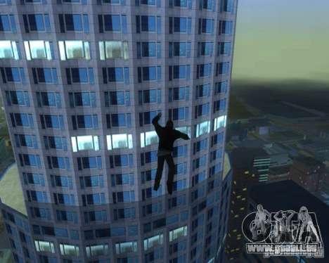 Prototype MOD pour GTA San Andreas sixième écran
