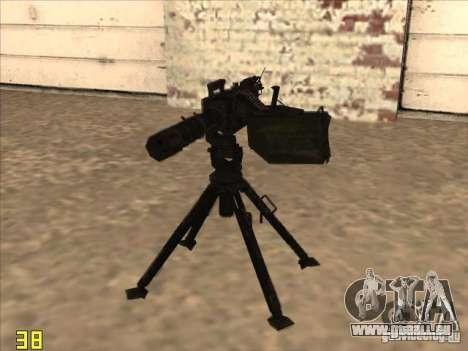 Turrel′ pour GTA San Andreas