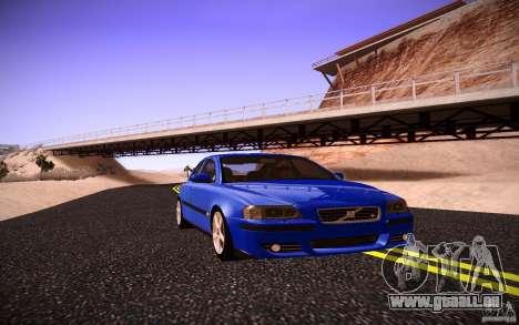 Volvo S 60R pour GTA San Andreas laissé vue