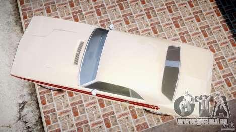 Dodge Challenger 1971 RT pour GTA 4 est un droit