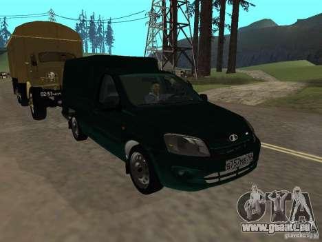VAZ 2190 talon pour GTA San Andreas