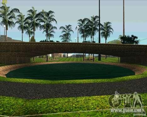 Der neue Park in Los Santos für GTA San Andreas her Screenshot
