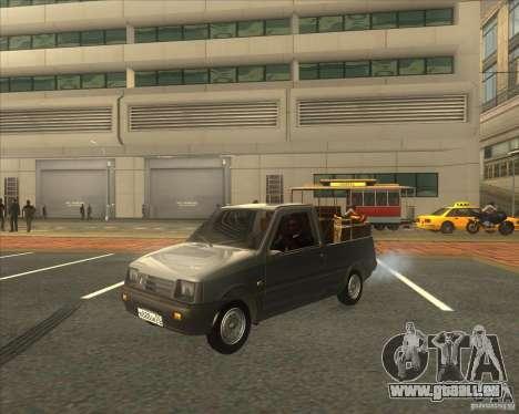 Serpuchowski Awtomobilny SAWOD Oka Pickup für GTA San Andreas