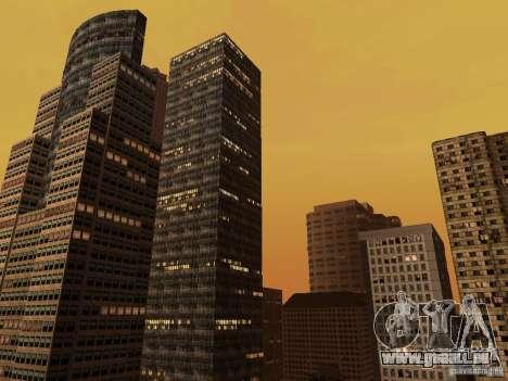 Neue Downtown Wolkenkratzer Textur für GTA San Andreas zweiten Screenshot
