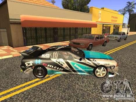 Elegy Drift Korch v2.1 pour GTA San Andreas vue de droite