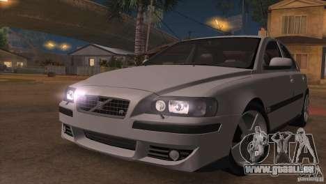 Volvo S60R für GTA San Andreas Innen