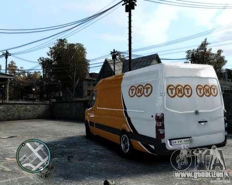 Volkswagen Crafter TNT für GTA 4 rechte Ansicht