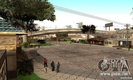 Grove Street 2012 V1.0 für GTA San Andreas