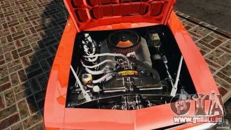 Chevrolet Camaro SS 350 1969 für GTA 4 Seitenansicht