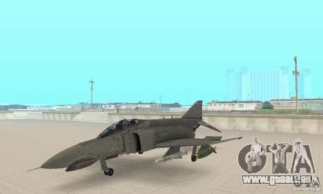 F-4E Phantom II für GTA San Andreas