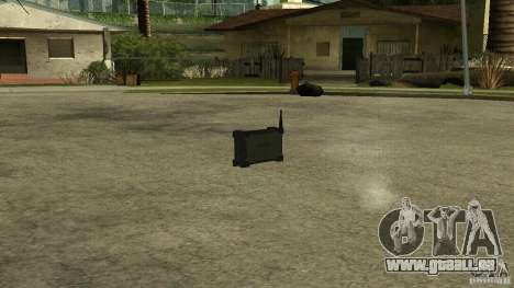 Flash-CoD-MW2 für GTA San Andreas