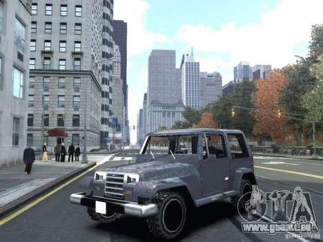 Mesa dans GTA San Andreas pour GTA IV pour GTA 4