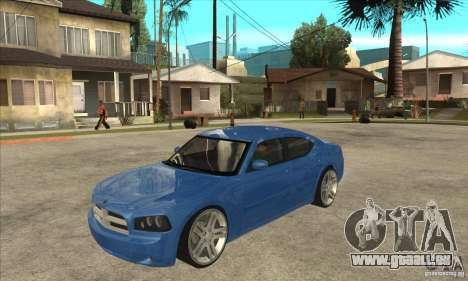 Dodge Charger R/T 2006 pour GTA San Andreas