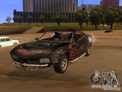 Car from FlatOut 2 pour GTA San Andreas