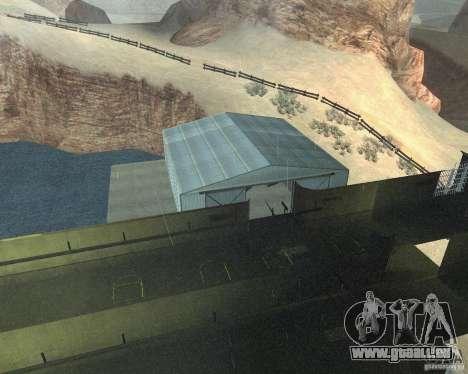 DRAGON base v2 für GTA San Andreas dritten Screenshot