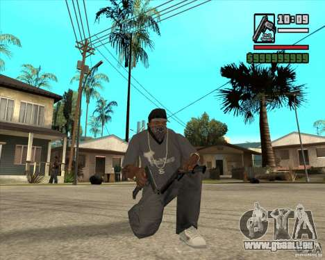 Millenias Weapon Pack für GTA San Andreas neunten Screenshot