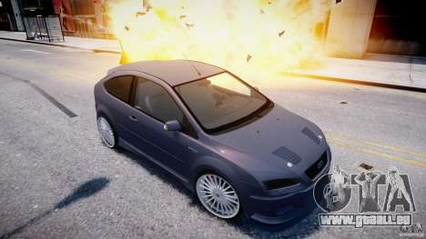 Ford Focus ST (X-tuning) pour GTA 4