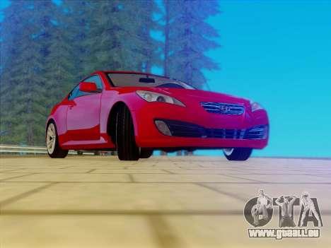 ENB v1.2 by TheFesya für GTA San Andreas achten Screenshot