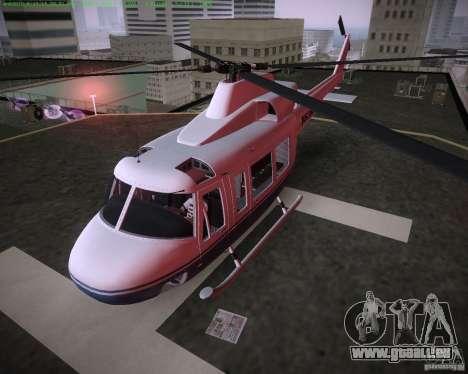 HD Maverick für GTA Vice City zurück linke Ansicht
