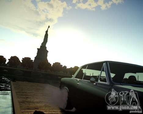 Pontiac GTO DF pour GTA 4 est une gauche