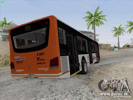 Design X4 pour GTA San Andreas vue intérieure