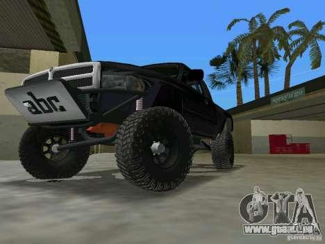 Dodge Ram Prerunner pour GTA Vice City
