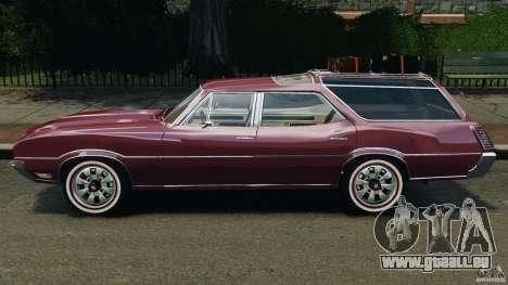Oldsmobile Vista Cruiser 1972 v1.0 für GTA 4 linke Ansicht