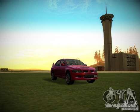 ENBSeries by Sashka911 v4 pour GTA San Andreas cinquième écran