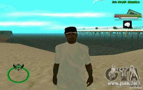 Nigga HD skin für GTA San Andreas