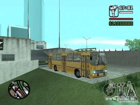 IKARUS 260,37 pour GTA San Andreas
