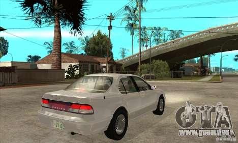 Nissan Cefiro A32 Kouki für GTA San Andreas rechten Ansicht